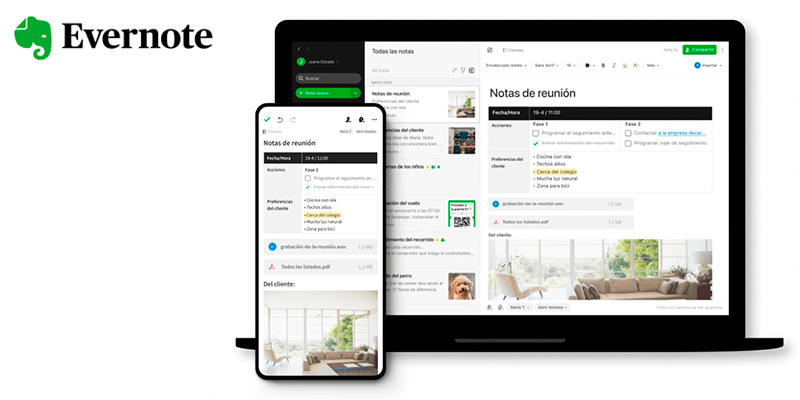 apps per a docents evernote