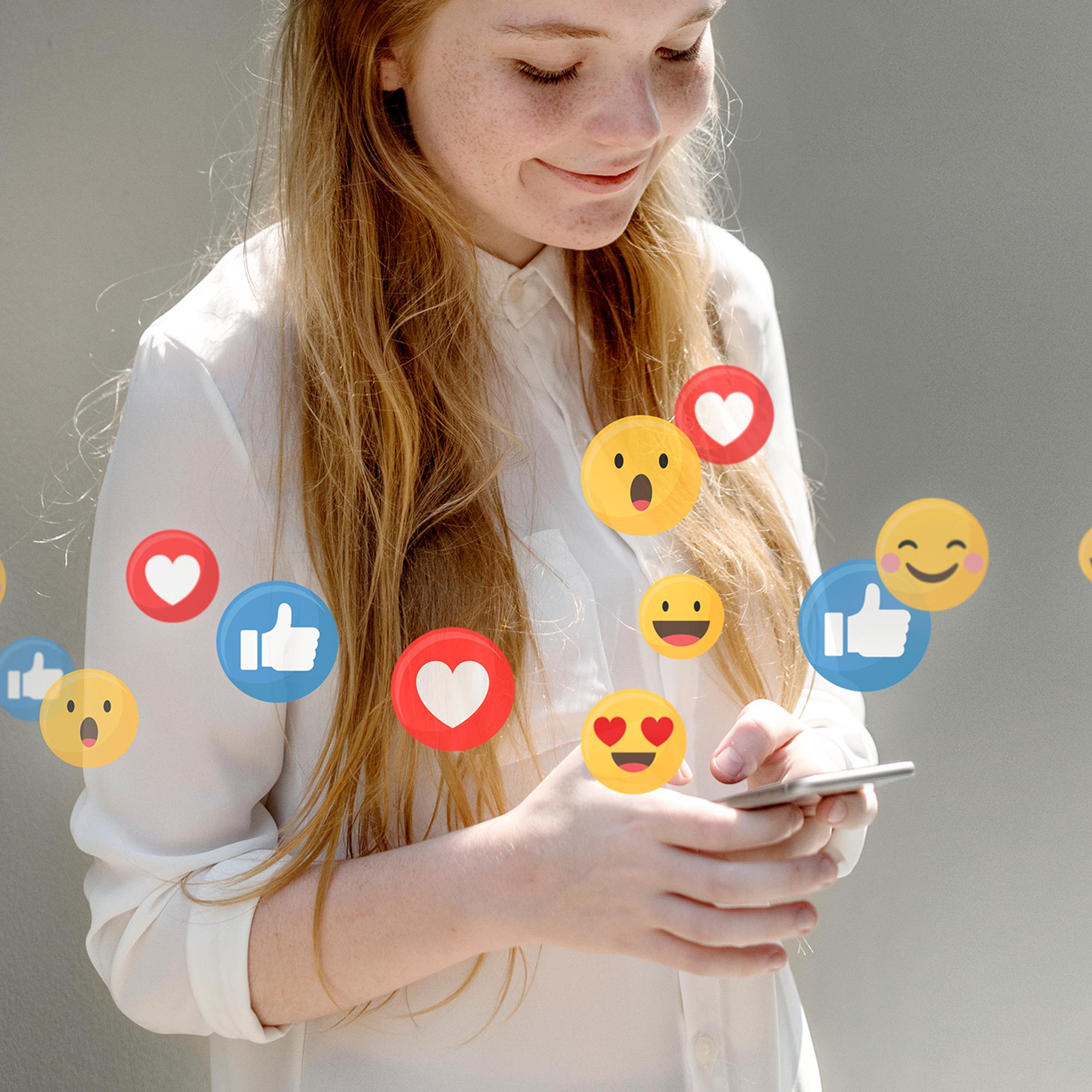 fer servir xarxes socials escola